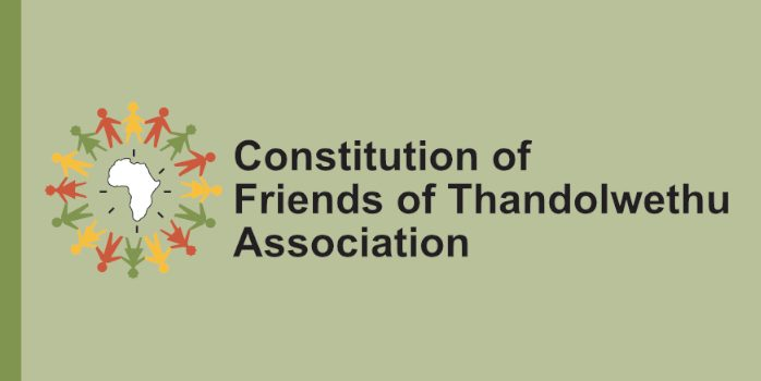 Friends of Thandolwethu NPO