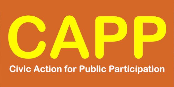Civic Action for Public Participation – Timeline