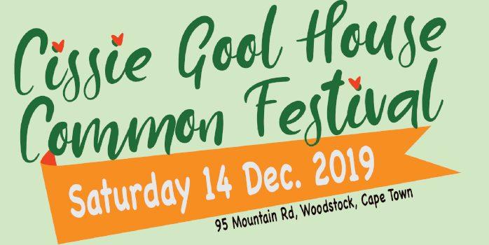 Cissie Gool House Commons Festival